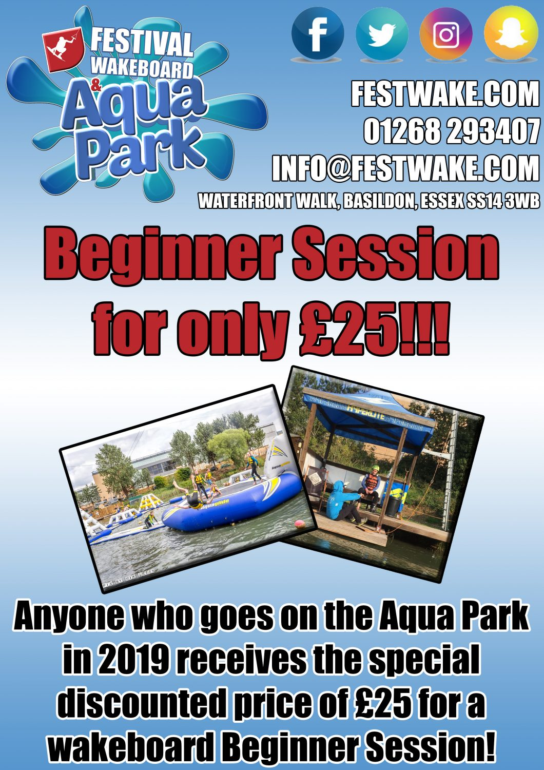 Been On Aqua Park – Get Beginner Session For £25
